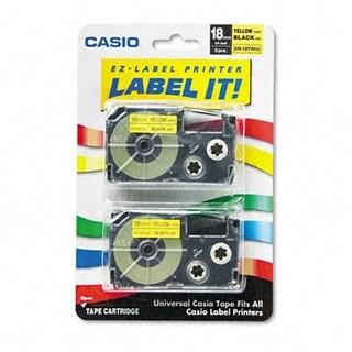 Tape Cassettes for EZ-Label Kl100/780/7200/8100/c500 3/4w BLK/Y