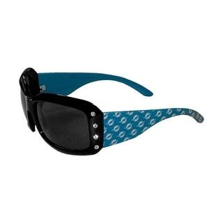 Miami Dolphins NFL Women's Designer Bling Sunglasses