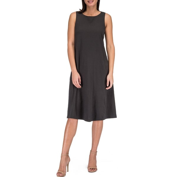 f7789bd11a4a8 Shop Bobeau Lillian Tie Back Tank Dress - Free Shipping Today ...