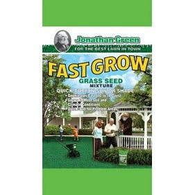 Jonathan Green 10820 Fast Growgrass Seed Mixture, 3 lbs