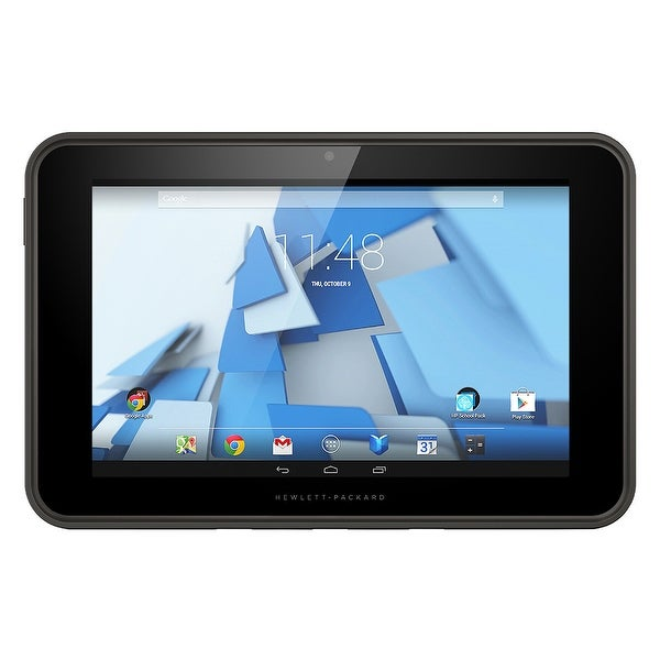 "Manufacturer Refurbished - HP Pro Slate 10 EE G1 10.1"" Tablet Intel Z3735G 1.33GHz 2GB 16GB Android 4.4.4"