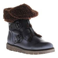 OTBT Women's Black Jack Boot Black Leather