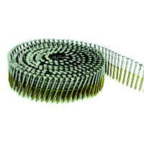 """Stanley Bostitch AC8DRSS Coil Framing Nails, 2-1/2"""""""