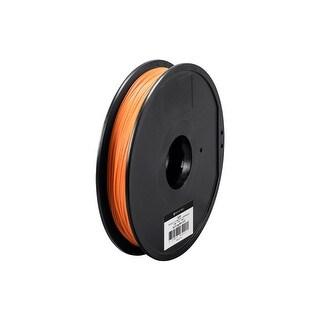Monoprice MP Select PLA Plus+ Premium 3D Filament 1.75mm 0.5kg/spool, Orange