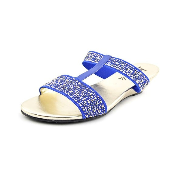 Shop Bellini Flavor Open Toe Canvas Wedge Sandal Free