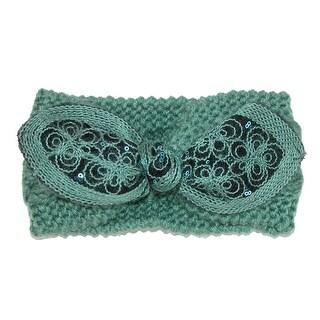 Jeanne Simmons Women's Floral Design Tie Knot Headband