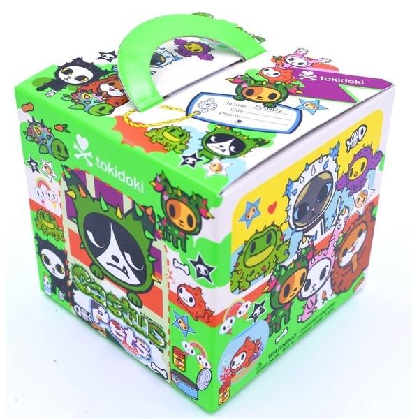 "Tokidoki 2.75"" Cactus Pets Blind Boxed Mini Figure"