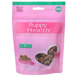 Get Naked Puppy Health Treats - Chicken Flavor 5 oz