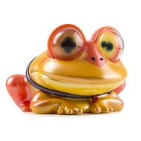 "Futurama All Hail Hypnotoad 6"" Metallic Vinyl Art Figure - multi"