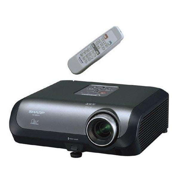 Sharp XG-MB55X DLP Projector [Leather Bound] (Certified Refurbished)