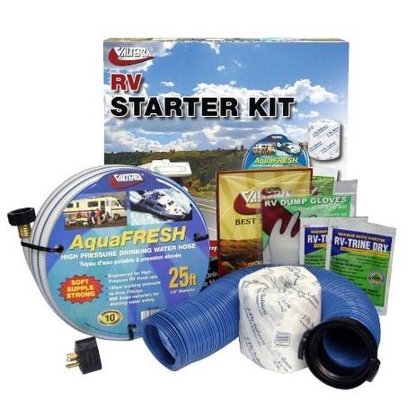 Valterra K88105 Standard RV Accessory Starter Kit with Eco-F