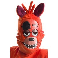 Five Nights At Freddy's Foxy Costume Accessory One Size - Red