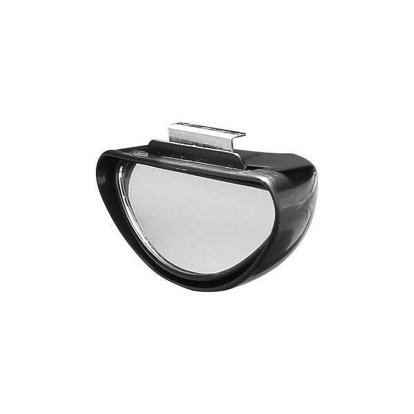 Pilot Automotive Clip On Half Oval Blind Spot Mirror