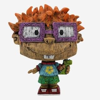 "Nickelodeon Chucky Finster 4"" Eeekeez Figurine - multi"