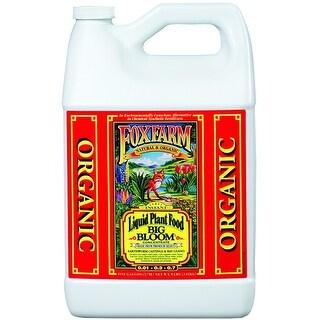 FoxFarm FX14003 Big Bloom Liquid Plant Food Concentrate, 1 Gallon