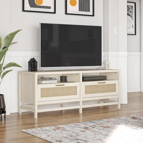 Avenue Greene Leeds TV Stand for TVs up to 60 inches