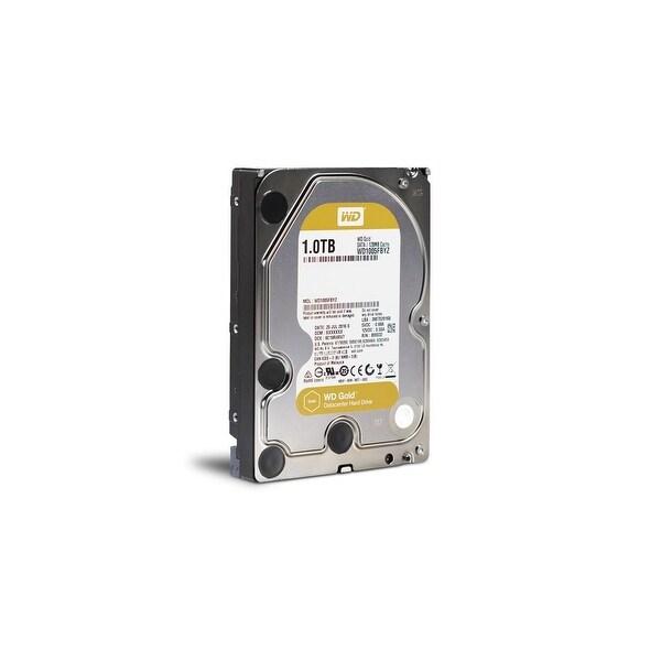 Western Digital Gold 1 TB Internal Hard Drive - SATA Hard Drive