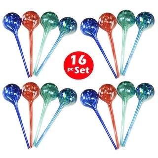 5 Star Super Deals 876 Aqua Plant Watering Large Globes Deluxe Set - 16 Piece