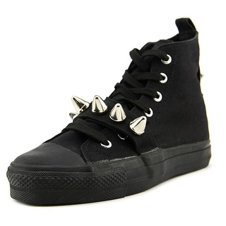 Demonia Deviant-104 Round Toe Sneakers