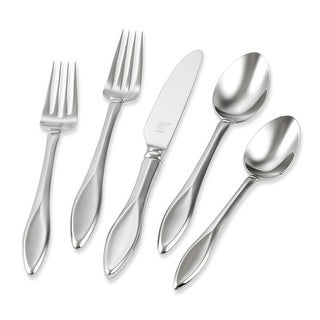 ZWILLING J.A. Henckels Royal Court 5-pc 18/10 Stainless Steel Flatware Setting