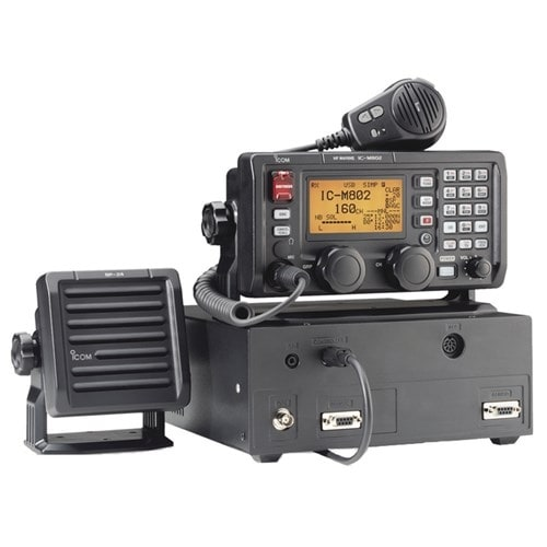 """Icom M802 Digital Marine Single Side Band Radio Single Side Band Radio"""