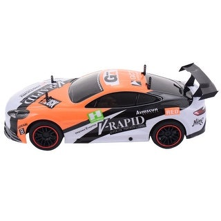 Gymax RC Super High-speed Racing Car Radio Remote Control Vehicle
