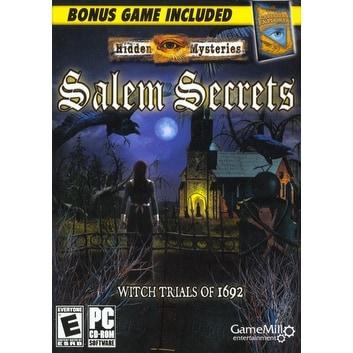 Hidden Mysteries: Salem Secrets - Witch Trials of 1692