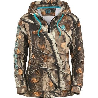 Legendary Whitetails Ladies Camo Power Quarter Zip Hoodie|https://ak1.ostkcdn.com/images/products/is/images/direct/d5ef181ed6b0c18231aa41b7ccf2f0a2693a49d4/Legendary-Whitetails-Ladies-Camo-Power-Quarter-Zip-Hoodie.jpg?impolicy=medium