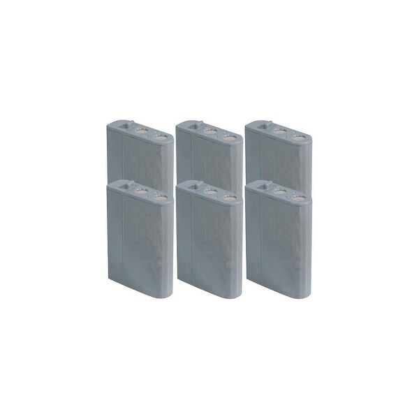 battery For All Brands TL26413 (6 Pack) Replacement Battery