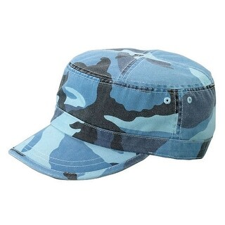 Camo Washed Army Cap