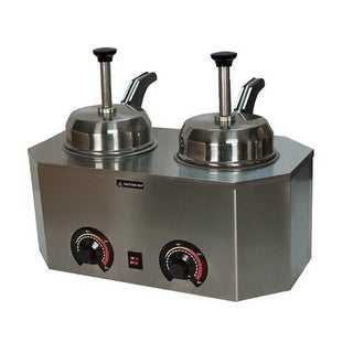Pro-Deluxe Warmer-Dual with Backside Heated Pumps