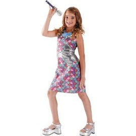 Hannah Montana Dress Costume, Large 10-12