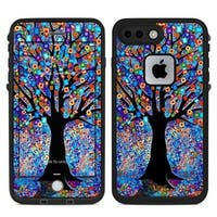 DecalGirl  Lifeproof iPhone 7-8 Plus Fre Case Skin - Tree Carnival
