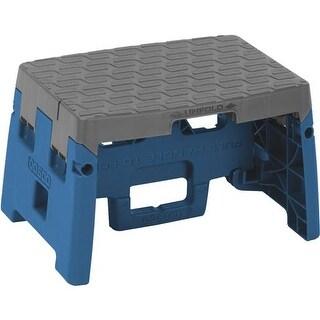 Cosco Home & Office Molded Folding Stool 11-903BGR4 Unit: EACH