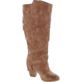 Not Rated Womens Maude Boot - Tan