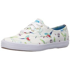 Keds Women's Champion Birds of Paradise Fashion Sneaker