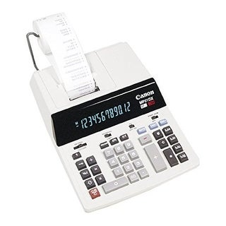 Canon MP21DX 12-Digit Ribbon Printing Calculator Printing Calculator