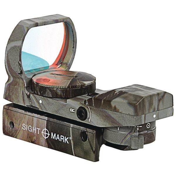 Browning(r) sm13003c- box sure shot reflex sight camo box