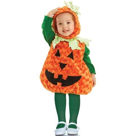 Underwraps Pumpkin Toddler Costume