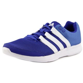 Adidas Lite Runner M Men  Round Toe Synthetic  Running Shoe