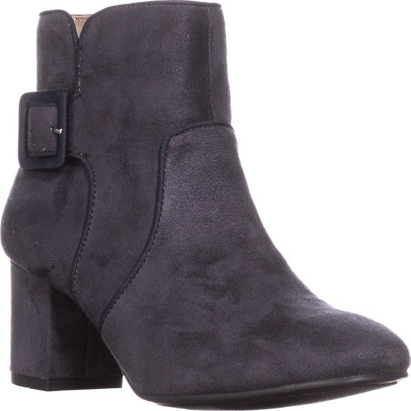 White Mountain Calisi Ankle Booties, Grey