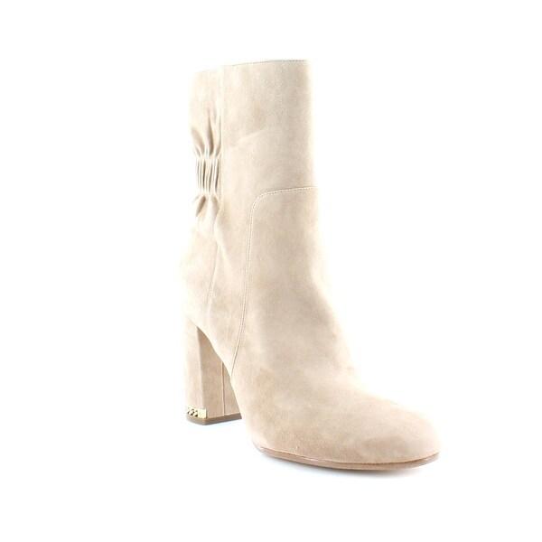 831c574b2b81 Shop Michael Kors Dolores Women s Boots Dk Khaki - Free Shipping ...