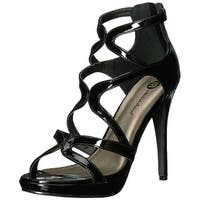 Michael Antonio Women's Riot-Pat Dress Sandal - 10