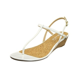 Splendid Edgewood Open Toe Synthetic Wedge Sandal