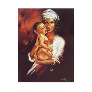 Shop Mother And Child By Michael Escoffery African American Art