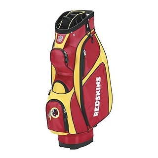 Wilson golf wgb9700ws nfl cart bag  wa redskins