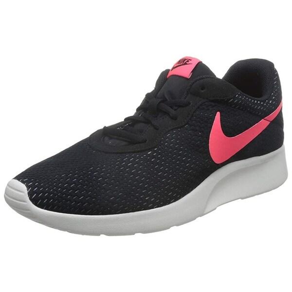 get cheap a6ceb 3aa65 Nike Men  x27 s Tanjun Se Black Solar Red Pure