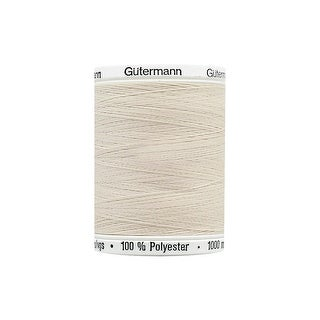 729949 22 Gutermann Sew All 1000m Eggshell
