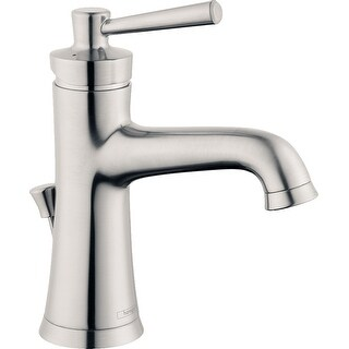 Hansgrohe 04771  Joleena 1.2 GPM Deck Mounted Bathroom Faucet with Pop-Up Drain Assembly