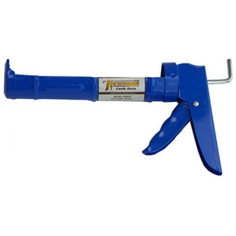 Newborn DC012 Smooth Rod Gun, 1/10 Gallon, Blue